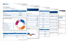 Finanzübersicht VR-FinanzPlan Mittelstand